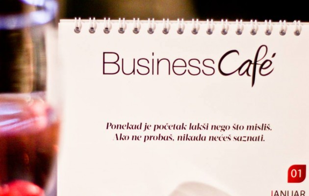 Business Cafe Networking