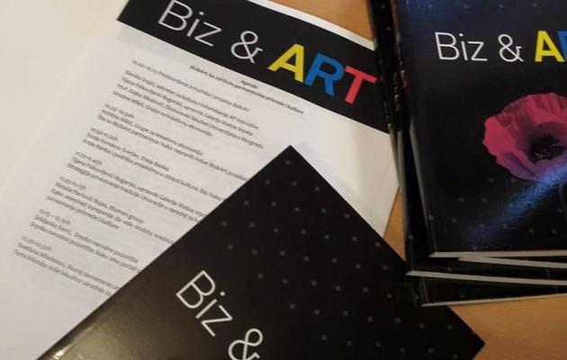 """Projekat """"Biz&Art: ka održivim partnerstvima kulture i privrede"""""""