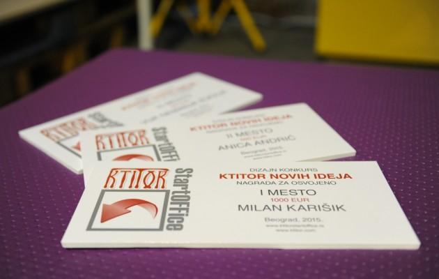",,StartOFFice"" premijera na Mikser festivalu – kompanija ,,Ktitor"" predstavila pobedničko rešenje dizajn konkursa"